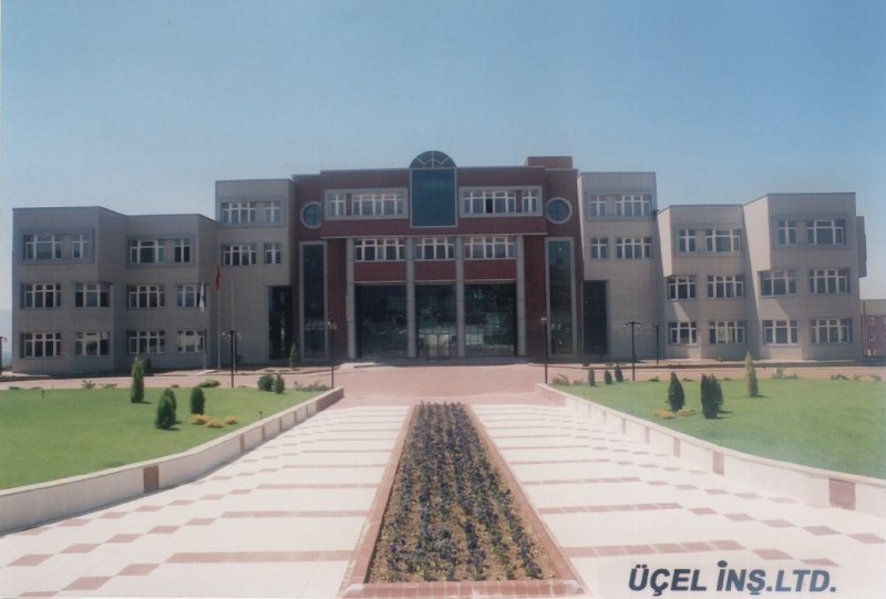 Adnan menderes üniversitesi rektörlük binası